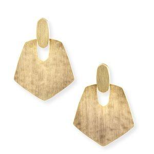 Kendra Scott Finch Earrings in gold